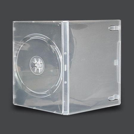 قاب DVD تک شفاف , درجه 1