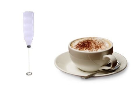 همزن کوچک mini drink frother