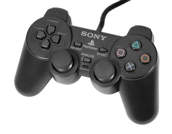 PlayStation-DualShock