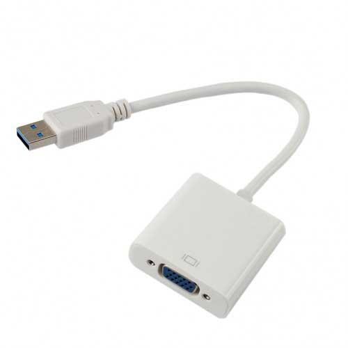 خرید تبدیل USB به VGA