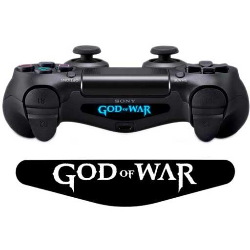 لوازم جانبی PS4 , لایت بار طرح خدای جنگ