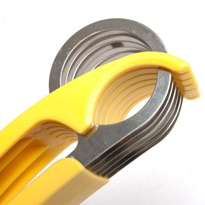 banana slicer 4 خردکن و حلقه کن موز banana slicer