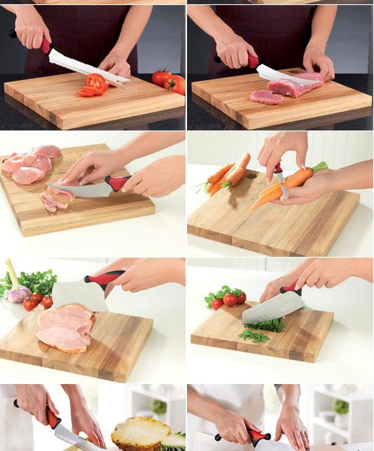 contour pro 3 ست کامل چاقوی کانتر پرو