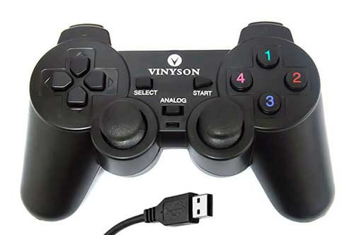 gamepad dual shock pc 2