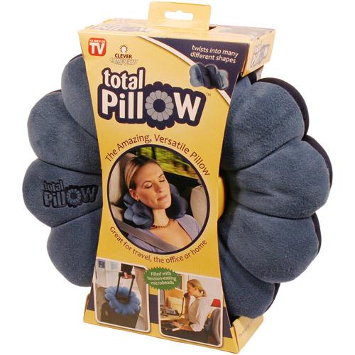 بالش چند کاره مسافرتی total pillow