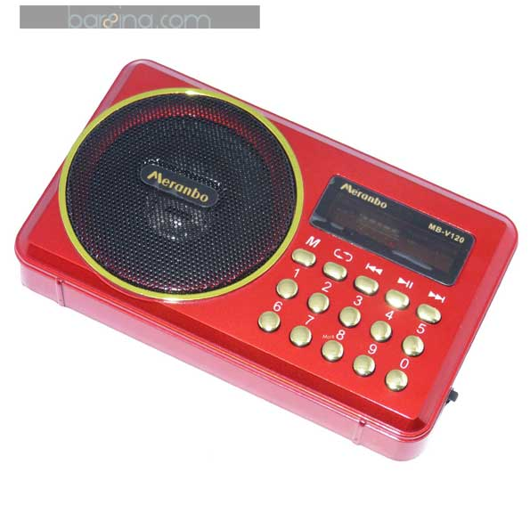 خرید رادیو و اسپیکر بلوتوثی