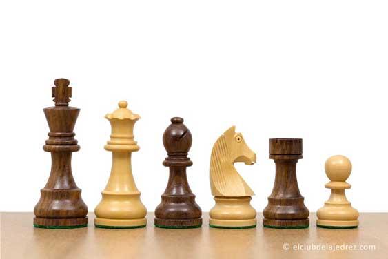 خرید مهره شطرنج چوبی , درجه 1