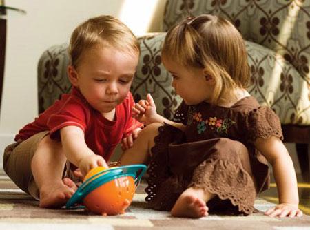 ظرف غذای کودک