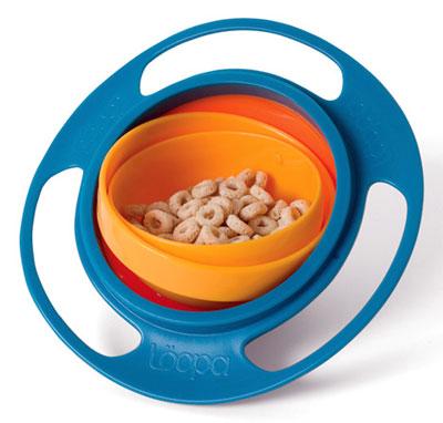 ظرف غذای کودک Universal Gyro Bowl